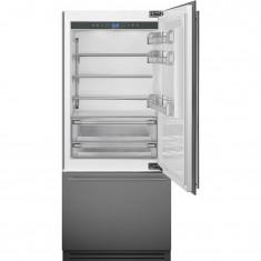Külmik Smeg, integreeritav, 205cm, A+, 41dB, puutetundlik juhtimine