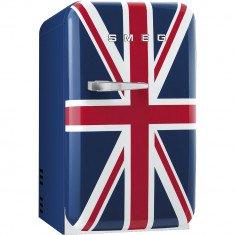 Minibaar Smeg, 50-ndate stiil, 73 cm, 29dB, Union Jack