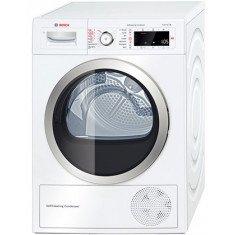 Kuivati Bosch soojuspumbaga, 9 kg, A++, valge