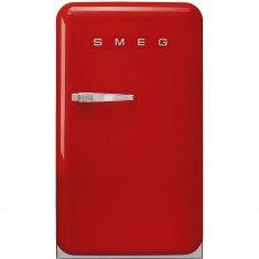 Salongi nädis! Jahekapp Smeg, 50-ndate stiil, 96cm, A+, 37 dB, mehaaniline juhtimine, punane