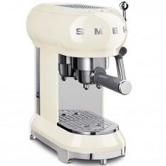 Espresso kohvimasin Smeg, 50`ndate stiil, kreem