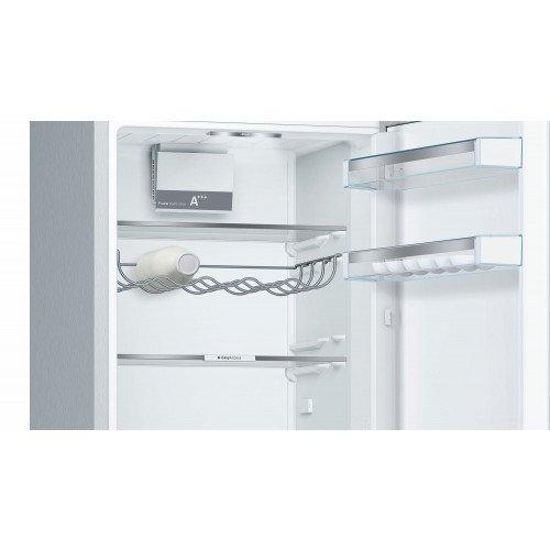 Külmik Bosch, 186 cm, A+++, elektrooniline juhtimine, RV teras