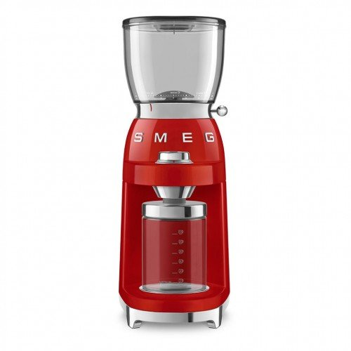Kohviveski Smeg, 50`ndate stiil, punane