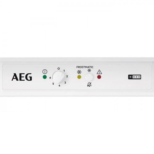 Sügavkülmik AEG, integreeritav, 82-88 cm, A+, 38 dB, elektrooniline juhtimine