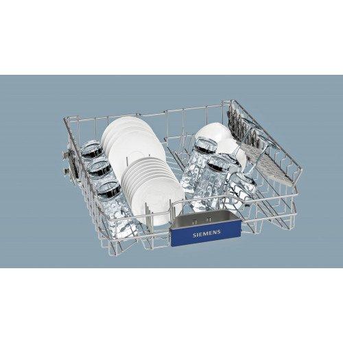 ¤Nõudepesumasin Siemens, integreeritav, A+++, 3 korvi, 60cm, 44 dB,Zeolith kuivatus