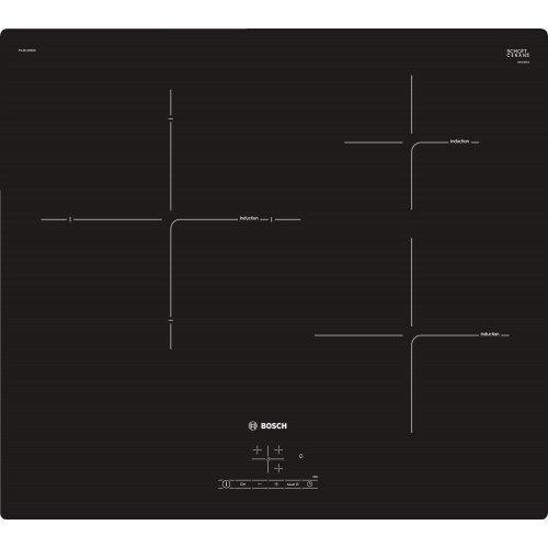 Pliidiplaat Bosch, 3 x induktsioon, 60 cm, mu..