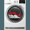 Kuivati AEG, invertermootor, 8 kg, B, LCD, valge