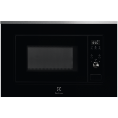 Mikrolaineahi Electrolux, int, 700 W, must/rv teras