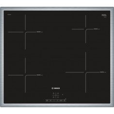 Pliidiplaat Bosch, 4 x induktsioon, 60 cm, must, RV-raam