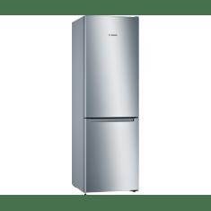 Külmik Bosch, 176cm, A++, 42dB, No-Frost, elektrooniline juhtimine, rv teras