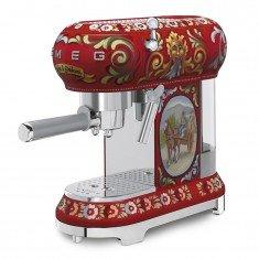 Espresso kohvimasin Smeg, 50`ndate stiil, Dolce&Gabbana