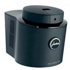 Jura Cool Control Basic piimajahuti, 0,6 l, must