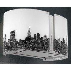 Saare õhupuhastaja Falmec Mirabilia New York 85 cm, 800 m3/h, LED 4x1,2W (3200K)