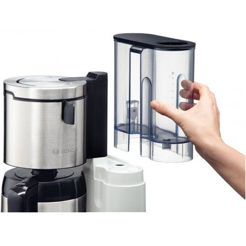 Kohvimasin Bosch, 1100W, valge