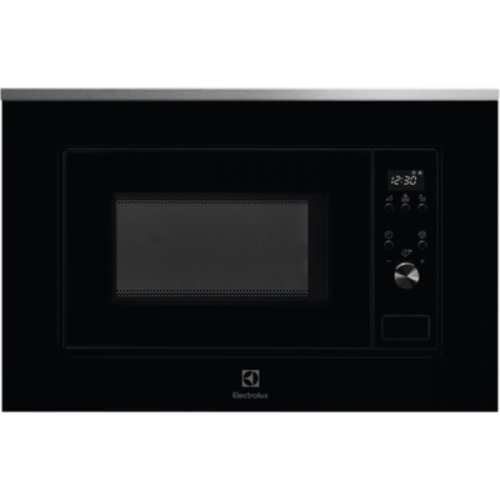 Mikrolaineahi Electrolux, int, must/rv teras, 700 W