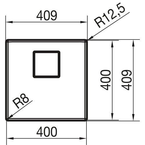 Valamu KWC ERA 810-40, rv teras