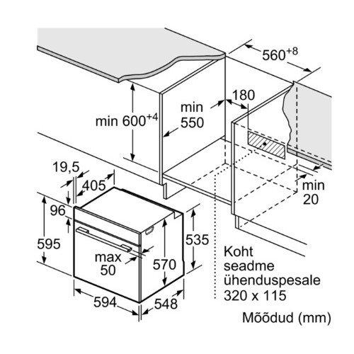Ahi Bosch, 71 l, A, katalüüs, rv teras