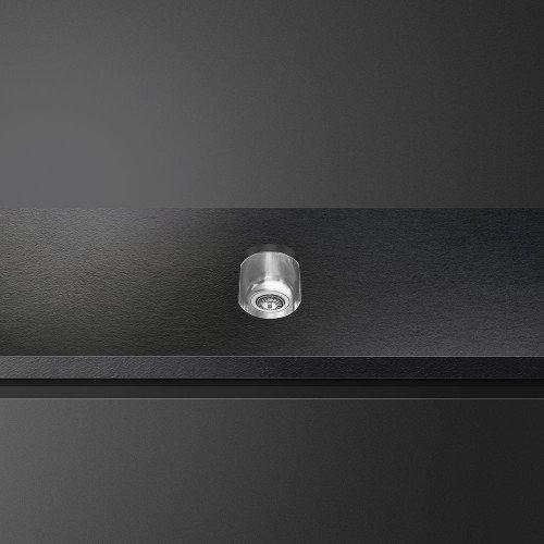 Valamu Smeg, 18,5 cm, alt monteeritav, käsitsi, vääristeras, RV teras