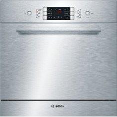 Kompaktnõudepesumasin Bosch, integreeritav, A++, H 60 cm, 45 dB, RV teras uks