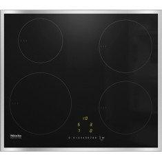 Pliidiplaat Miele KM 7201 FR, 4 x induktsioon, 58 cm, must, rv raam