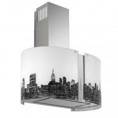 Saare õhupuhastaja Falmec Mirabilia New York 65 cm, 800 m3/h, LED 4x1,2W (3200K)