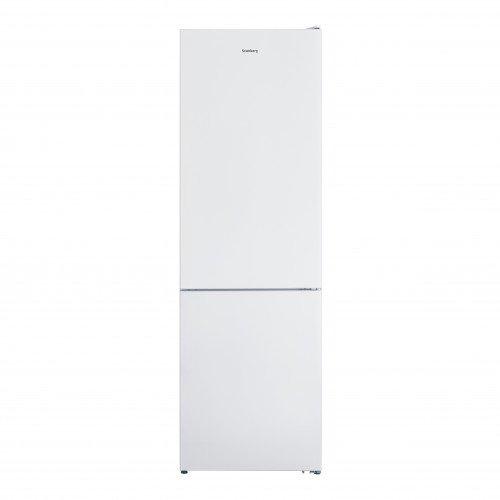 Külmik Scanberg, 186 cm, A++, 42 dB, NoFrost, valge