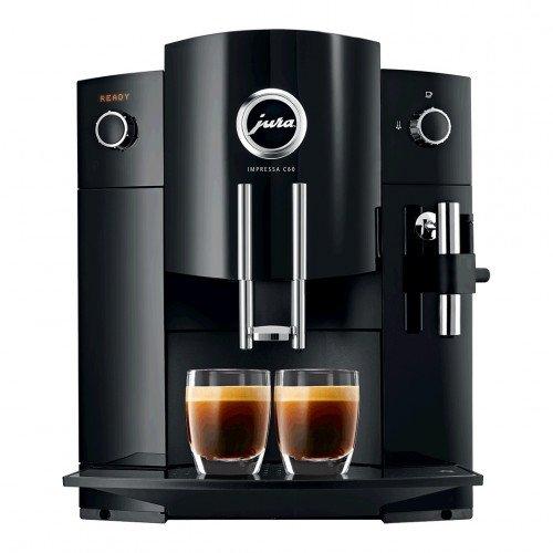 Espressomasin Jura Impressa C60, must