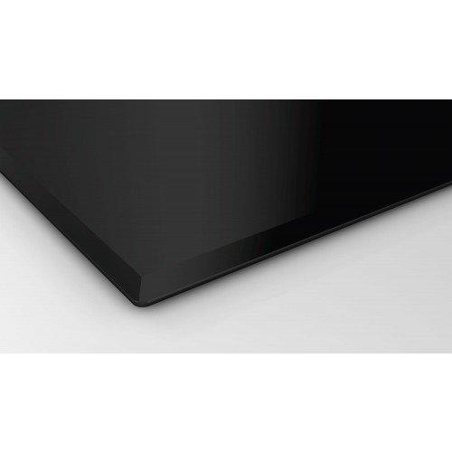 Pliidiplaat Bosch, 4 x induktsioon, 60 cm, faasitud serv, must