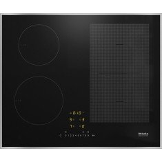 Pliidiplaat Miele KM 7464 FR, 4 x induktsioon, 63 cm, rv raam, must