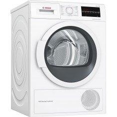 Kuivati Bosch, soojuspumbaga, 8 kg, A++, 64 dB, valge
