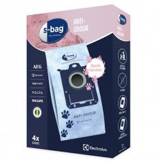 Electrolux tolmukotid S-bag Anti Odour, 4 tk