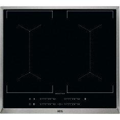 Pliidiplaat AEG, 4 x induktsioon, 60 cm, must, RV raam