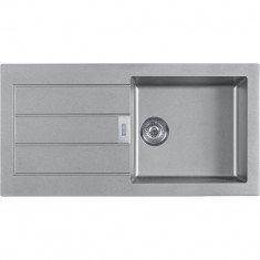 Valamu Franke SID 611-100, urban grey