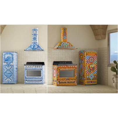 Smeg Sicily is My Love - Divina Cucina