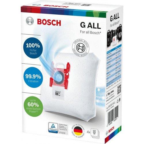 Tolmukott Bosch PowerProtect, 4 tk