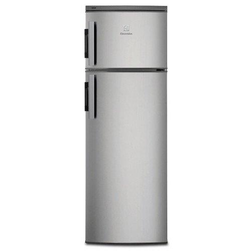 "Külmik Electrolux ""Jenkki"", 159 cm, A+, 40dB, mehaaniline juhtimine, RV teras"