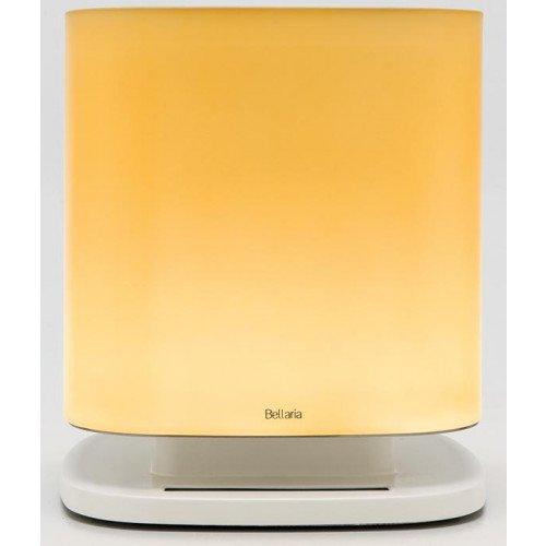 Falmec Bellaria, ruumiõhupuhastaja, valgusti, E.ion, klaas, kollane