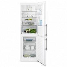 Külmik Electrolux, NoFrost, 185 cm, A++, 43dB, elektrooniline juhtimine, valge