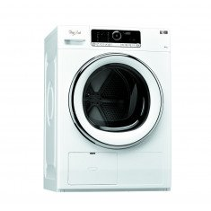 ¤Kuivati Whirlpool, soojuspumbaga, 8 kg, A++, valge