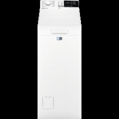 Pesumasin Electrolux, pealtlaetav, 6 kg, A+++, 1200 p/min, inverter, valge