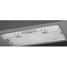 Õhupuhastaja Smeg, Integreeritav, 52 cm, RV teras, 430 m3/h, 70dB
