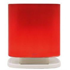Falmec Bellaria, ruumiõhupuhastaja, valgusti, E.ion, klaas, punane