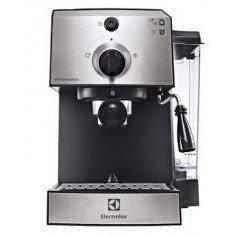 Espresso kohvimasin Electrolux, 1100 W, hõbedane/metallik