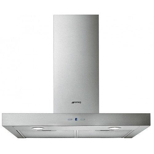Õhupuhastaja Smeg, Seina, 60cm, RV teras, 603m3/h, 62dB