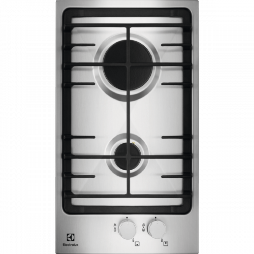 Pliidiplaat Electrolux, 2x gaas, domino, 30 cm, RV-teras
