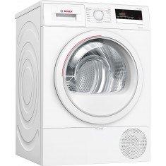 Kuivati Bosch, soojuspumbaga, 7 kg, A++, 65 dB, valge