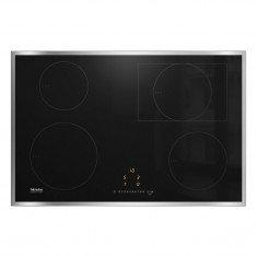 Pliidiplaat Miele KM 7210 FR, 4 x induktsioon, 77 cm, must, rv raam