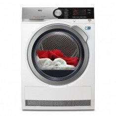 Kuivati AEG soojuspumbaga, inverter, 8 kg, A+++, LCD, valge