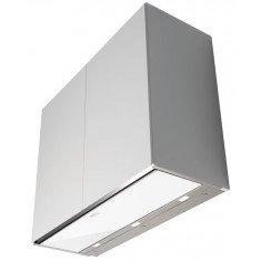 Integreeritav õhupuhastaja Falmec MOVE valge 90cm, 800m3/h, LED 3x1,2W (3200K), rv teras AISI304/valge klaas