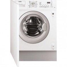 ¤Pesumasin-kuivati AEG, integreeritav, 7/4 kg, 1400p/min.